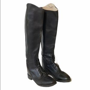 Effingham 200L Equestrian Boots 8.5 Leather